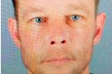 Christian Brueckner, el alemán sospechoso de la desaparición de Madeleine McCann.