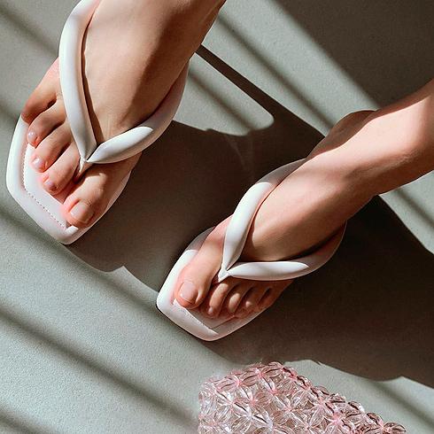 Flip Flops de tacón para pisar con mucho estilo