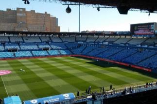 El Zaragoza pide jugar con público y el Gobierno de Aragón le apoya
