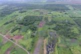 El área de Aguada Fénix en el que se ha hallado la plataforma maya.