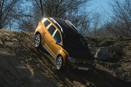Serie Limitada Aniversario del Dacia Duster: 1.000 km entre repostajes gracias al GLP