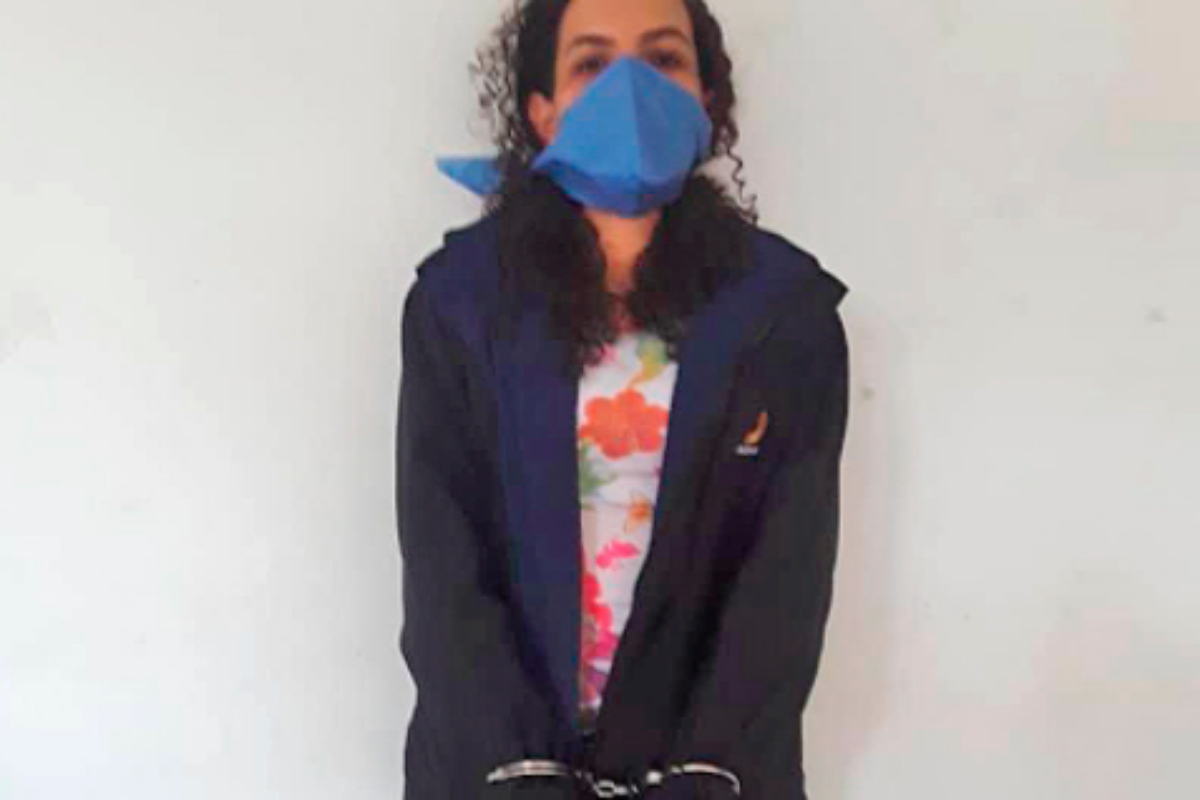 Detención de la periodista venezolana Carol Romero.