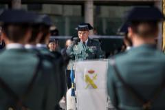 Interior investiga la filtración de los informes de la Guardia Civil sobre el 8-M y el escrito de cese del coronel