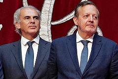 Enrique Ruiz Escudero y Alberto Reyero.
