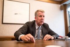 El CEO del turoperador turístico TUI Friedrich Joussen.