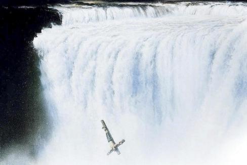 Un fotograma de 'La misión', de Roland Joffé.