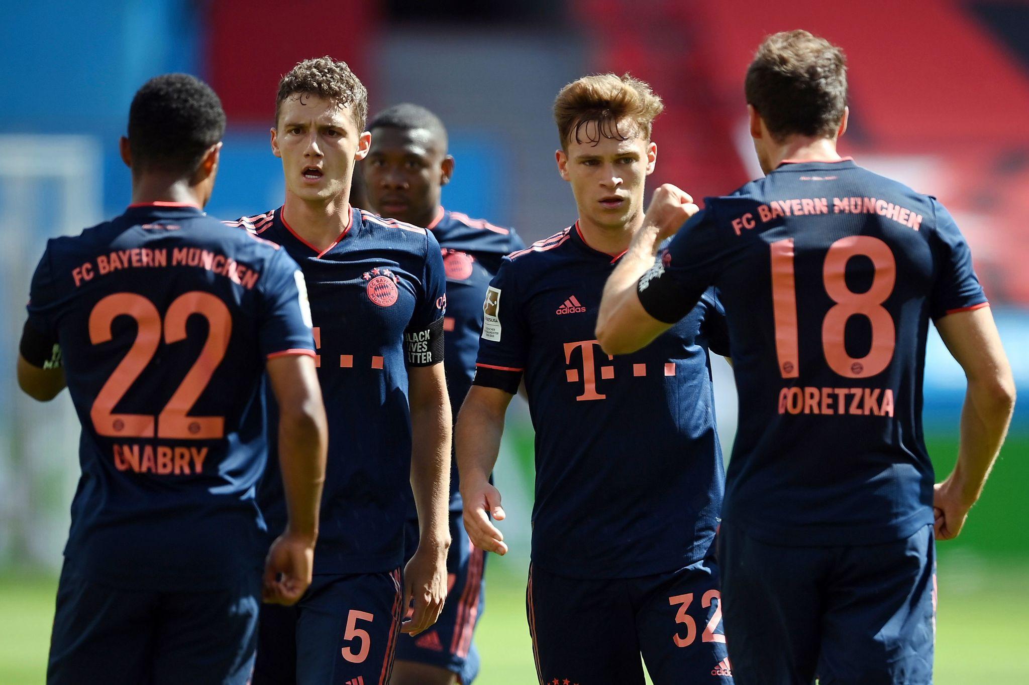 Un demoledor Bayern en el último fin de semana de gloria para la Bundesliga