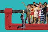 La muerte de la clase media (y esta vez va en serio)