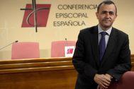 Fernando Giménez Barriocanal, vicesecretario de Asuntos Económicos de la Conferencia Episcopal Española.