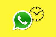 Programar los mensajes de WhatsApp es muy sencillo.