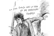 Neil Gaiman evoca sus inicios en 'El arte importa', ilustrado por Chris Riddell.
