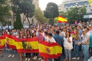 Concentración en Salamanca a favor de la tauromaquia