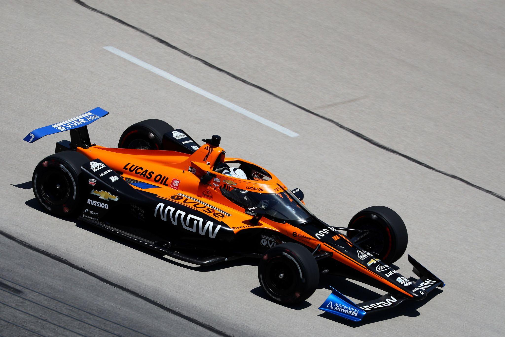 Un rayo de luz para Fernando Alonso: Las 500 Millas de Indianápolis sólo se disputarán con público