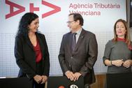 La Directora General de la Agencia Tributaria Valenciana, Sonia Díaz, obtuvo el Premio Extraordinario de Licenciatura en su promoción.