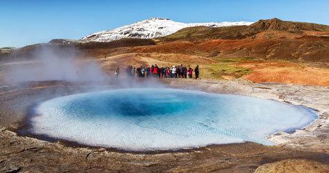 Islandia aparece como el país más seguro del mundo.