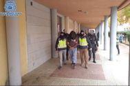 Detención de un yihadista en una operación anterior entre la Policía Nacional y la DGST marroquí.