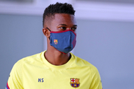 Nelson Semedo, futbolista del Barcelona.