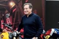 Sito Pons, durante un evento publicitario en 2018.