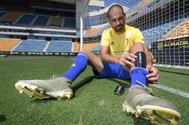El 'calienta que sales' de las espinilleras inteligentes que pueden revolucionar el fútbol