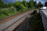 Dos jóvenes murieron el miércoles arrolladas por un tren en Cantabria
