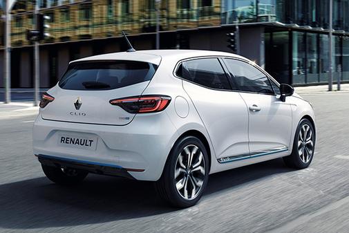 El Renault Clio E-Tech ofrece 140CV de potencia.