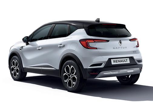 El Renault Captur E-Tech llega con 160CV.