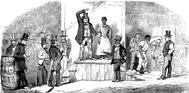 La economía de la esclavitud y el origen de la globalización