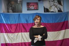 Mar Cambrollé, presidenta de la Federación Plataforma Trans.