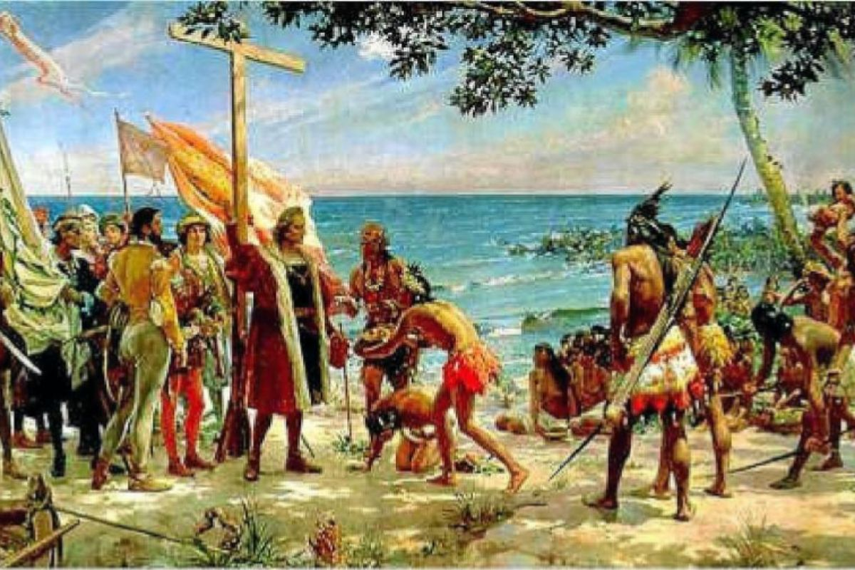 Colón también se las vio en el Nuevo Mundo con esclavos que traficaron con esclavos