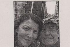 Una de las páginas del expediente de la Guardia Civil al subteniente.
