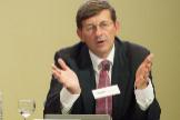 El ex consejero delegado del grupo Vodafone y presidente de la comisión de expertos italiana, Vittorio Colao.