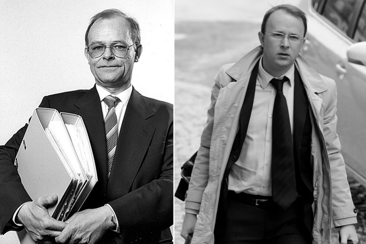 Bernard & Yves Bertossa.