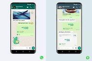 Así serán los pagos de WhatsApp, que ya están disponibles en Brasil