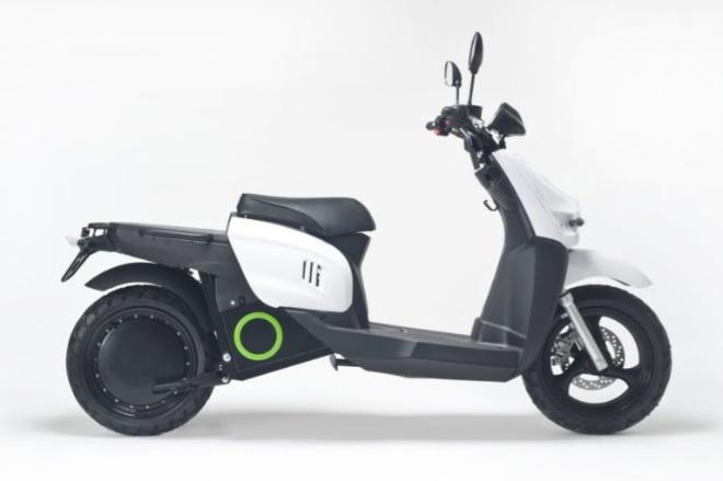Motocicleta eléctrica Silence 02 fabricada en España