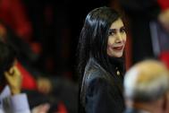 Gladys Gutiérrez, ex presidenta del Supremo y nueva rectora del CNE.