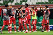 Bundesliga - Werder Bremen v lt;HIT gt;Bayern lt;/HIT gt; Munich