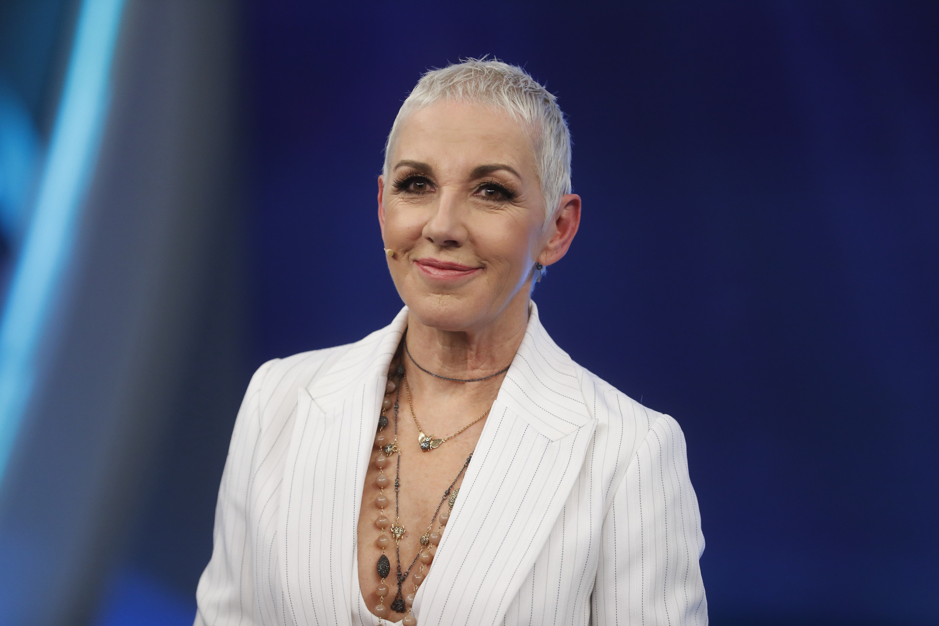 La cantante Ana Torroja.