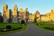 Éste ha sido el mejor confinamiento del mundo: un castillo de lujo solo para dos