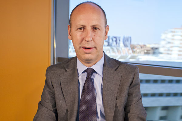 El managing director de Techedge Group Iberia & Latam, José Manuel Nieto.