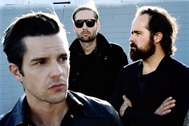 La banda estadounidense The Killers.