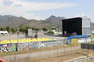 Varios propietarios de parcelas del recinto de festivales han pedido ya cobrar sus cheques al Ayuntamiento de Benicàssim.