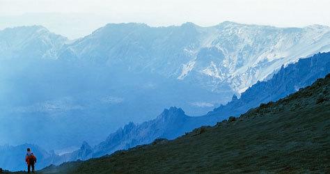 El Etna, sufrido por todas las civilizaciones que han pasado por Sicilia.