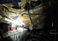 Derrumbe de la Sala 976