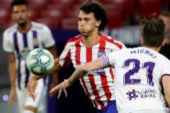 En directo: Atlético - Valladolid