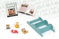 """Ya a la venta """"estantería y muñecos + fascículo"""" por sólo 8,99 euros"""
