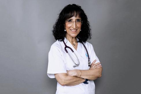 """""""Sé los nombres de todos mis pacientes y he perdido a varios"""", dice la médica."""