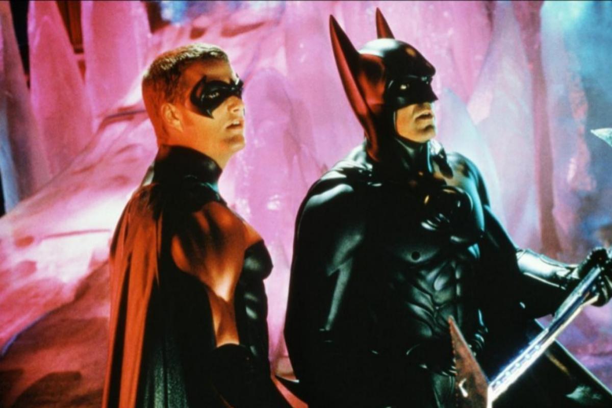 Fotograma de Batman y Robin.