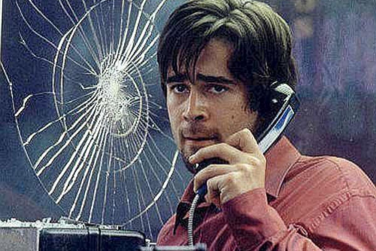 Fotograma de 'La última llamada', con Colin Farrell.