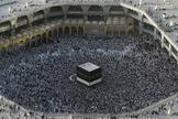 Peregrinación a La Meca en 2019, en una imagen de archivo.