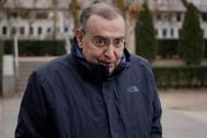 El comisario Enrique García Castaño, investigado en el 'caso Villarejo'.